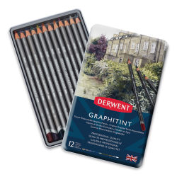 Derwent Graphitint Pencils - Set of 12