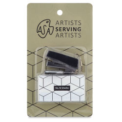 Blick Artists Serving Artists Keychain - Mini Stapler