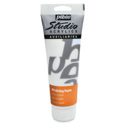 Pebeo Studio Modeling Paste - Regular Density, 250 ml jar