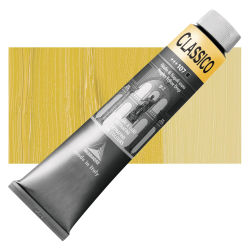 Maimeri Classico Oil Color - Naples Yellow Deep, 200 ml tube
