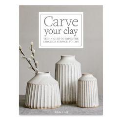 Carve Your Clay, Book Cover