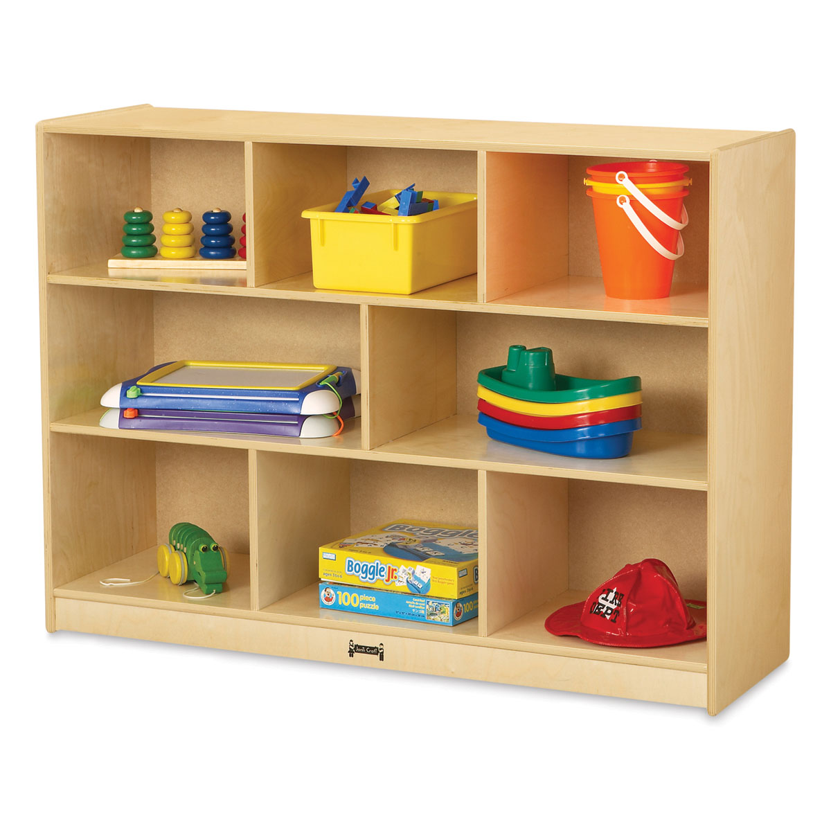 Jonti-Craft Mobile Storage Cabinet - Super-Sized
