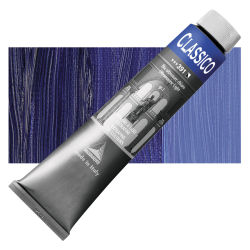 Maimeri Classico Oil Color - Ultramarine Light, 200 ml tube
