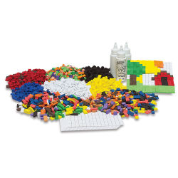 Wonderfoam Mosaic tiles, Class Pack