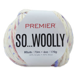 Premier Yarn So Woolly Yarn - Berry
