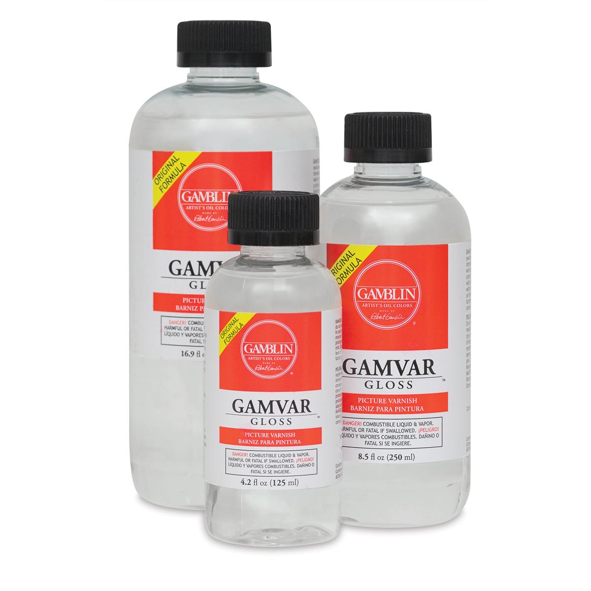 Gamblin Gamvar Varnish