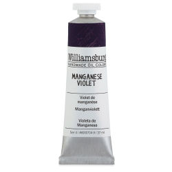 Williamsburg Handmade Oil Paint - Manganese Violet, 37 ml tube