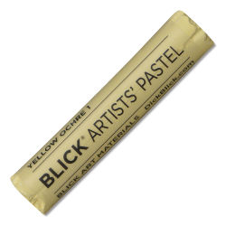 Blick Artists' Soft Pastel - Yellow Ochre 1