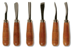 Heavy Duty Wood Carving Set