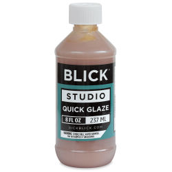Blick Studio Oil Medium - Quickglaze, 8oz Bottle