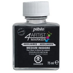 Pebeo 4Artist Marker Medium - Odorless Medium, 75 ml
