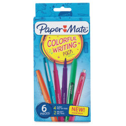 Paper Mate Colorful Writing Pack