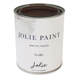 Jolie Matte Finish Paint - Truffle, Quart