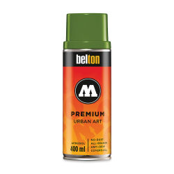 Molotow Belton Spray Paint - 400 ml Can, Fern Green