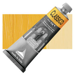 Maimeri Classico Oil Color - Permanent Yellow Deep, 60 ml tube