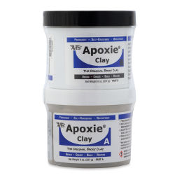 Apoxie Clay, White, 1 lb