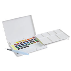 Sakura Koi Watercolor Sketch Box Travel Pan Sets - Set of 36 colors