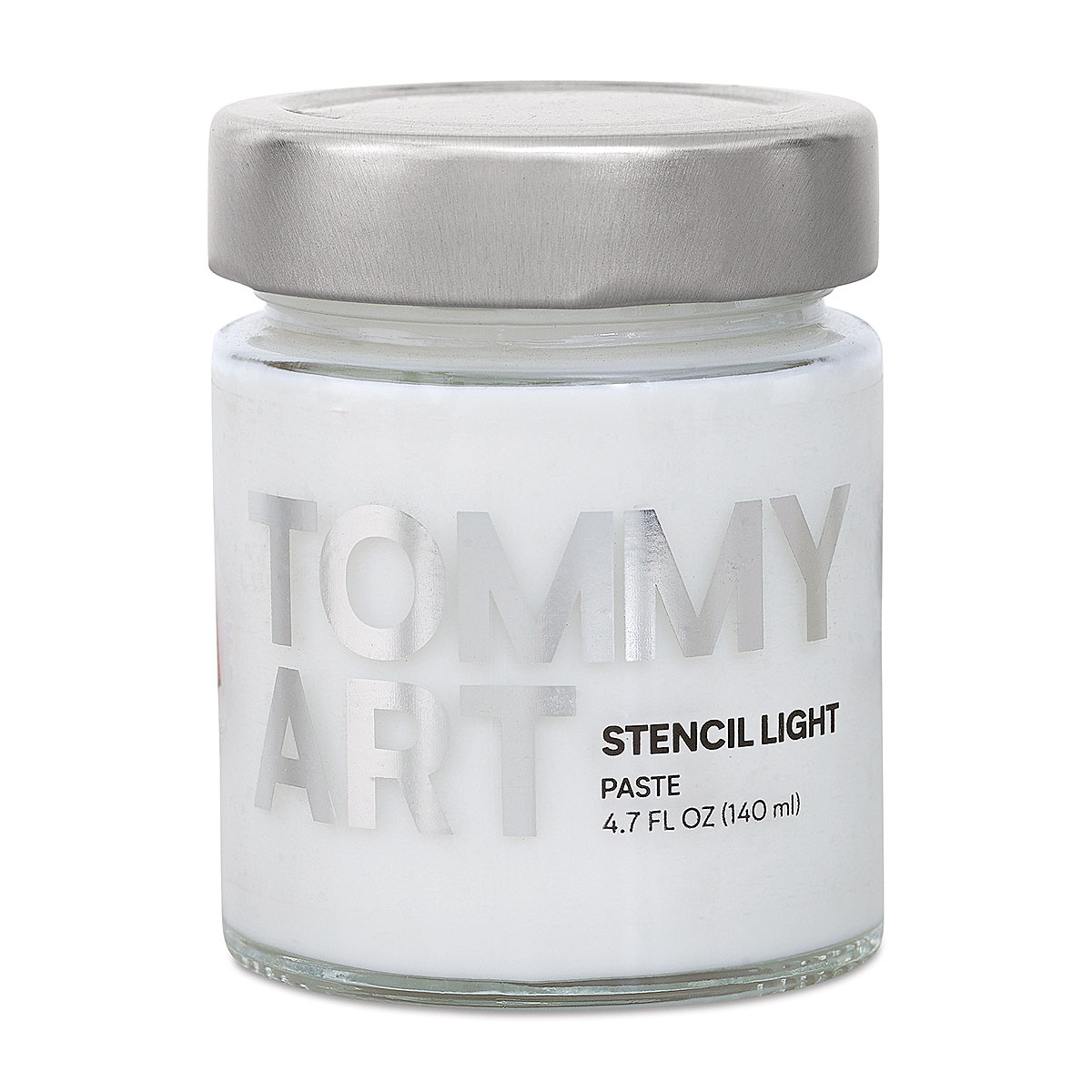 Tommy Art DIY System - Stencil Light Paste, 140 ml