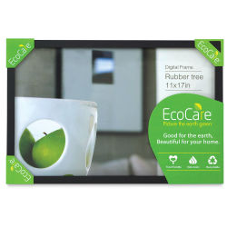 Nielsen Bainbridge Digital Format EcoCare Frame - Black Rubber Tree