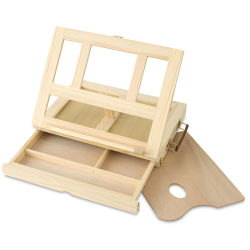 Blick Studio Desk Easel, Natural