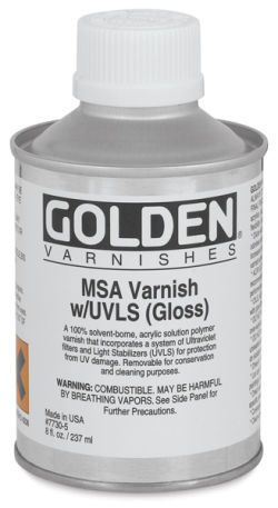 MSA Varnish - Gloss