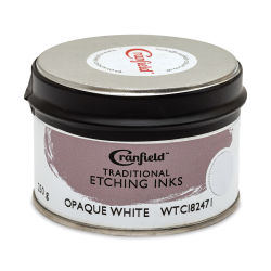 Cranfield Traditional Etching Ink - Opaque White, 250 g