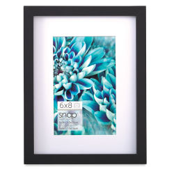 Snap by Nielsen Bainbridge Gallery Frame - 6'' x 8'', Black