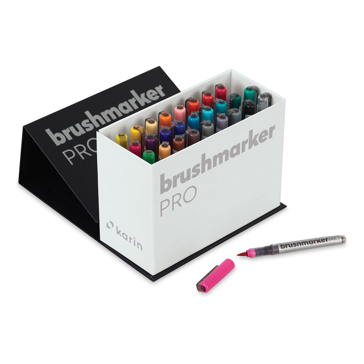 Karin Brushmarkers Pro Markers and Sets - Set of 27