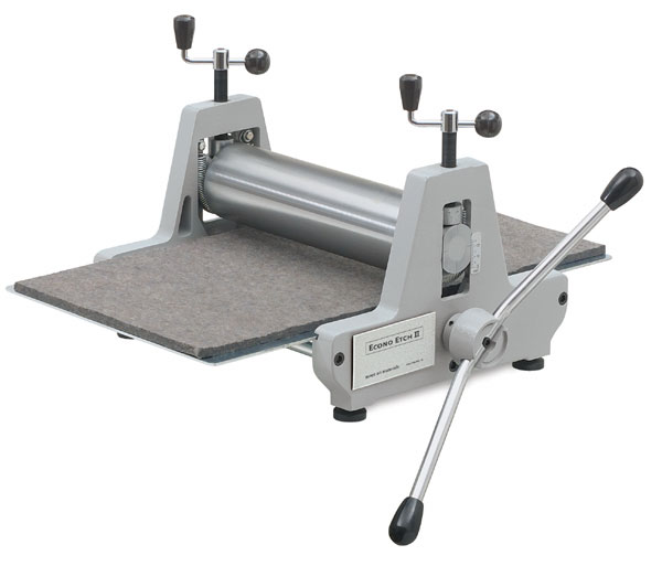 Blick Econo Etch Model II Press