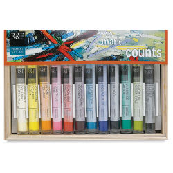 Painter's Dozen, Set of 12  Outside of Package