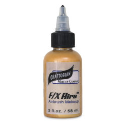 Graftobian F/X Aire Airbrush Makeup - Gold, 2 oz
