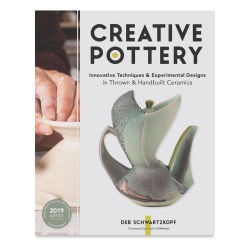 Creative Pottery, Book Cover