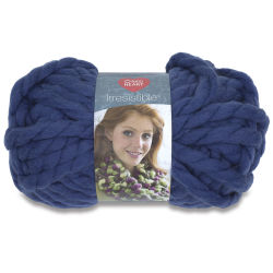 Red Heart Boutique Irresistible Yarn - 10 oz, Denim