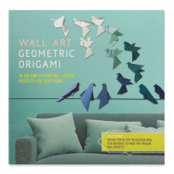 Wall Art: Geometric Origami