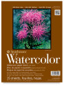 Strathmore 400 Series Watercolor Block - 9'' x 12'', 15 Sheets