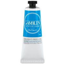 Gamblin Oil Medium - Solvent Free Gel Medium, 37 ml tube