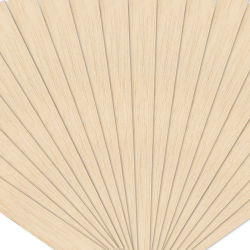 Midwest Products Balsa Wood Sheets - 20 Pieces, 1/8'' x 1'' x 36''