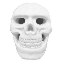 Halloween Plaster Head - Skull