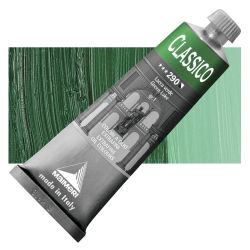 Maimeri Classico Oil Color - Green Lake, 60 ml tube