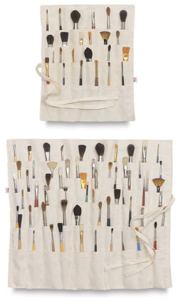 Canvas Brush Organizer