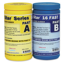 Smooth-On Mold Star 16 Fast, 16 oz