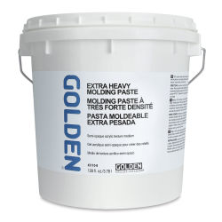 Golden Extra Heavy Gel / Molding Paste - 128 oz tub
