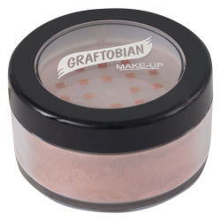 Graftobian Large Luster Powder - Astral Peach