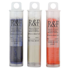 R&F Pigment Sticks - Trial Set 1