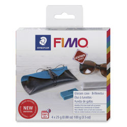 Staedtler Fimo Leather Effect Glasses Case Kit