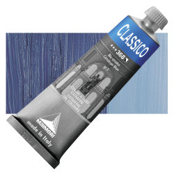 Maimeri Classico Oil Colors - Cerulean Blue, 60 ml tube