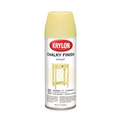 Krylon Chalky Finish Spray Paint - Wheat