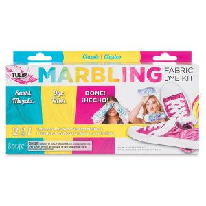 Tulip Marbling Fabric Dye Kit by Blick Art Materials