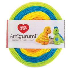 Red Heart Amigurumi Yarn - Dinosaur