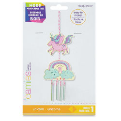 Wind Chime Kit - Unicorn